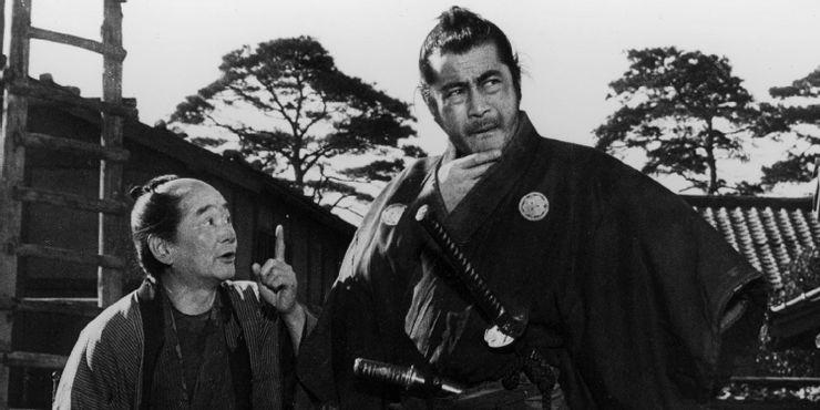 ۱۰ فیلم ژاپنی برتر ژانر سامورایی به انتخاب راتن تومیتوز ؛ از Sanjuro تا Throne of Blood