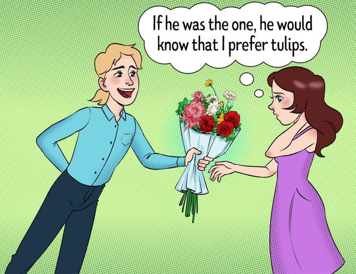 باورهای غلطی که پس از تماشای فیلم های عاشقانه پیدا می کنید! + تصاویر