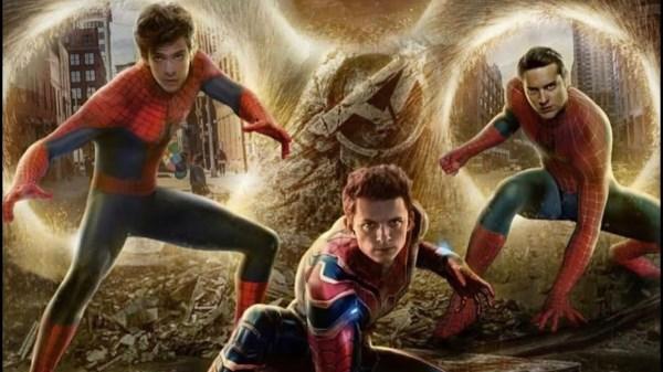 """کشف سیمبیوت در مولتی ورس در فیلم """"مرد عنکبوتی: راهی به خانه نیست"""""""