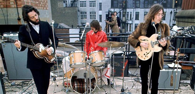 بیتلز برگرد