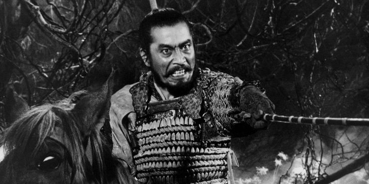۲- Throne of Blood