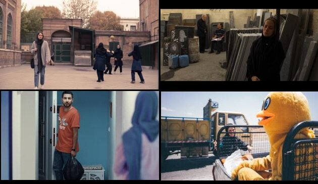 رقابت فیلم های کوتاه ایرانی در جشنواره فریبورگ