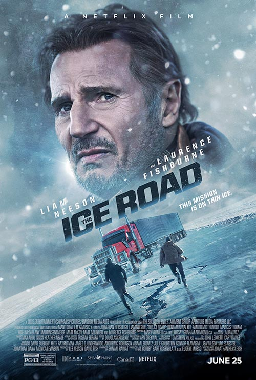 نقد و بررسی فیلم جاده یخی (The Ice Road)