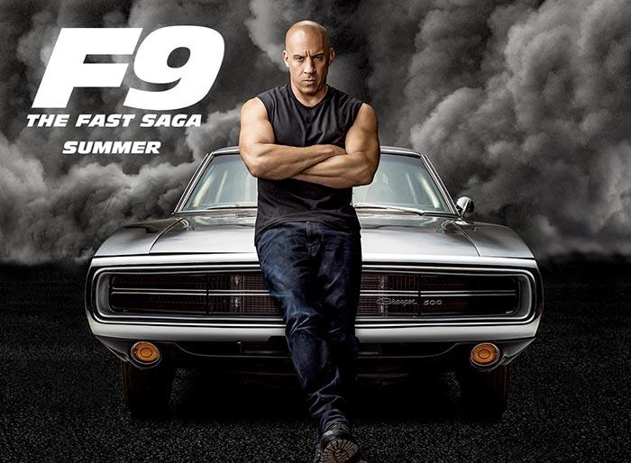 سالن های سینما کرونا را شکست دادند / فروش فوق العاده «F9» در گیشه
