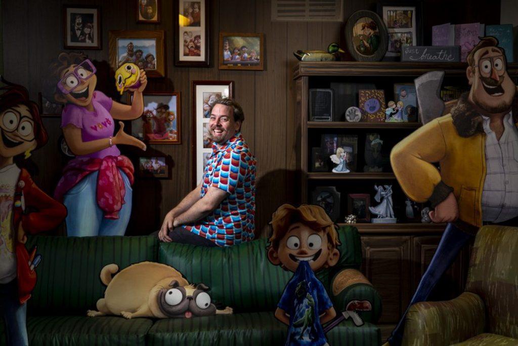 وقتی یک خانواده عجیب و غریب دنیا را نجات میدهد / روند ساخت انیمیشن «میچلها در برابر ماشینها» از زبان کارگردان