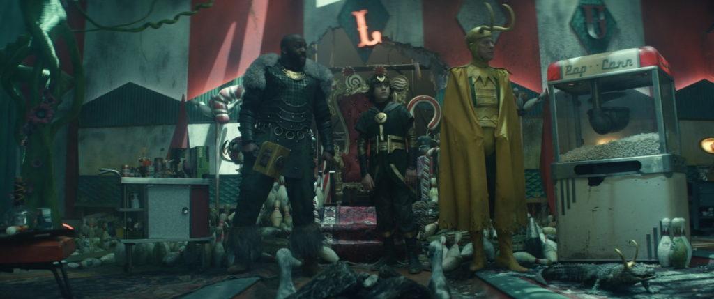 نقد سریال لوکی (قسمت پنجم) – یک مهمانی زمردی