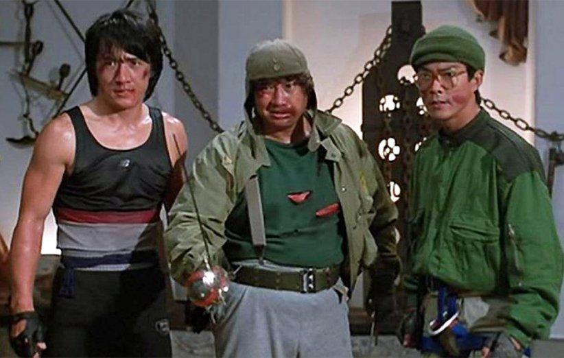 رستوران سیار. ۱۹۸۴. جکی چان