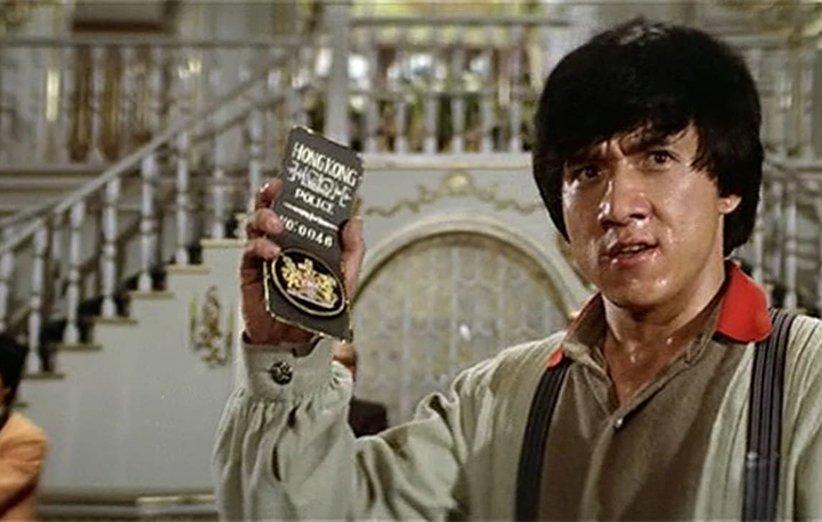 پروژهی آ. ۱۹۸۳. جکی چان