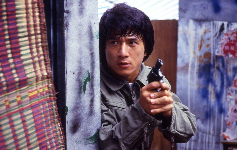داستان پلیس. ۱۹۸۵. جکی چان