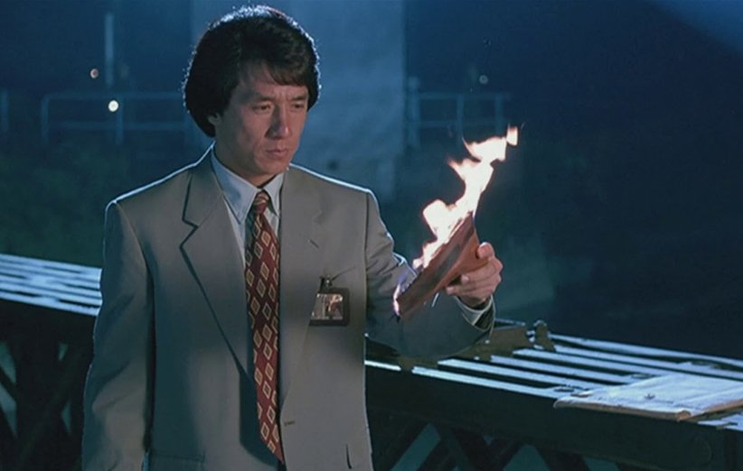 داستان جنایت. ۱۹۹۳. جکی چان