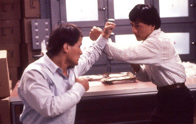 همیشه اژدها. ۱۹۸۸. جکی چان