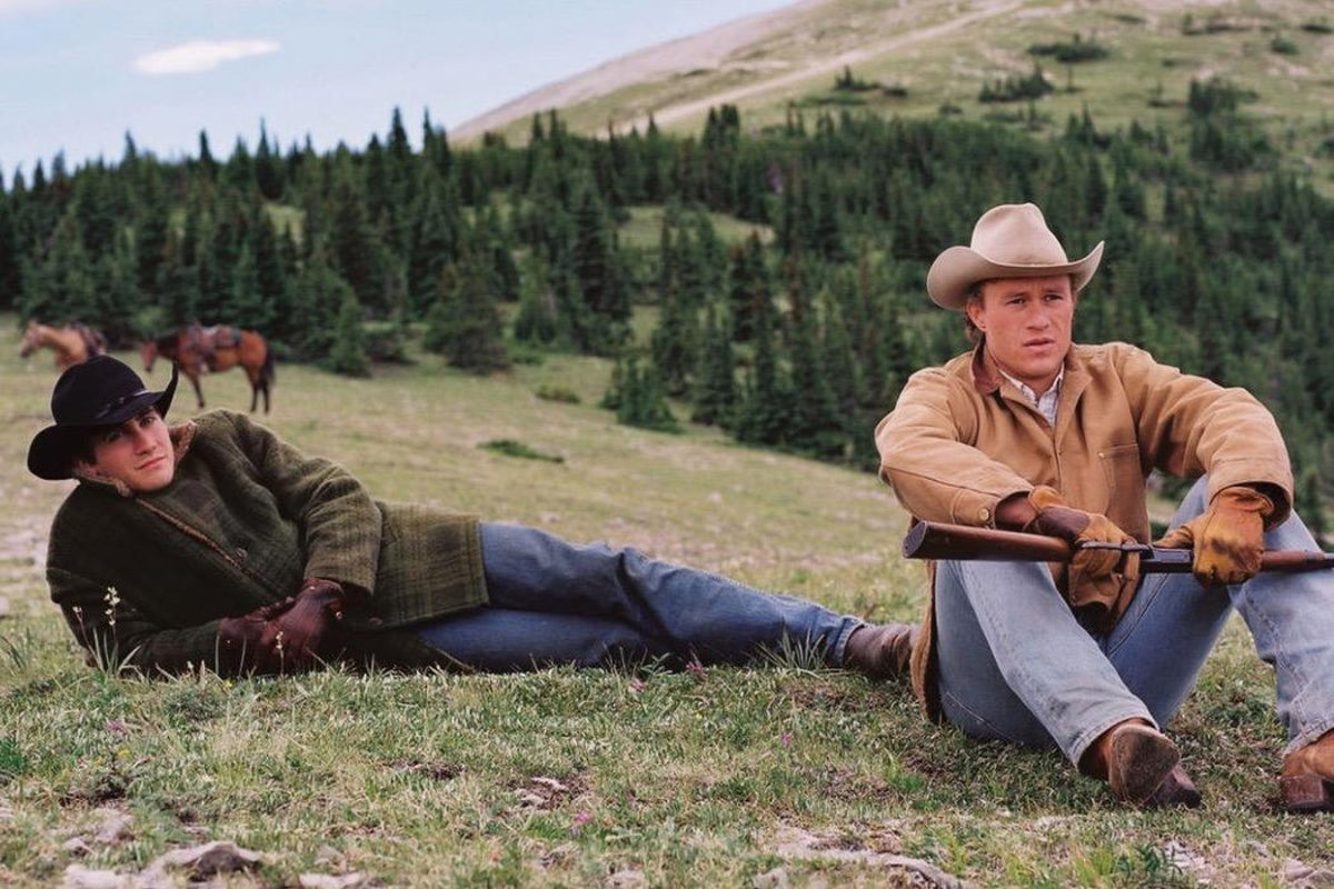 ۴- Brokeback Mountain (2005)