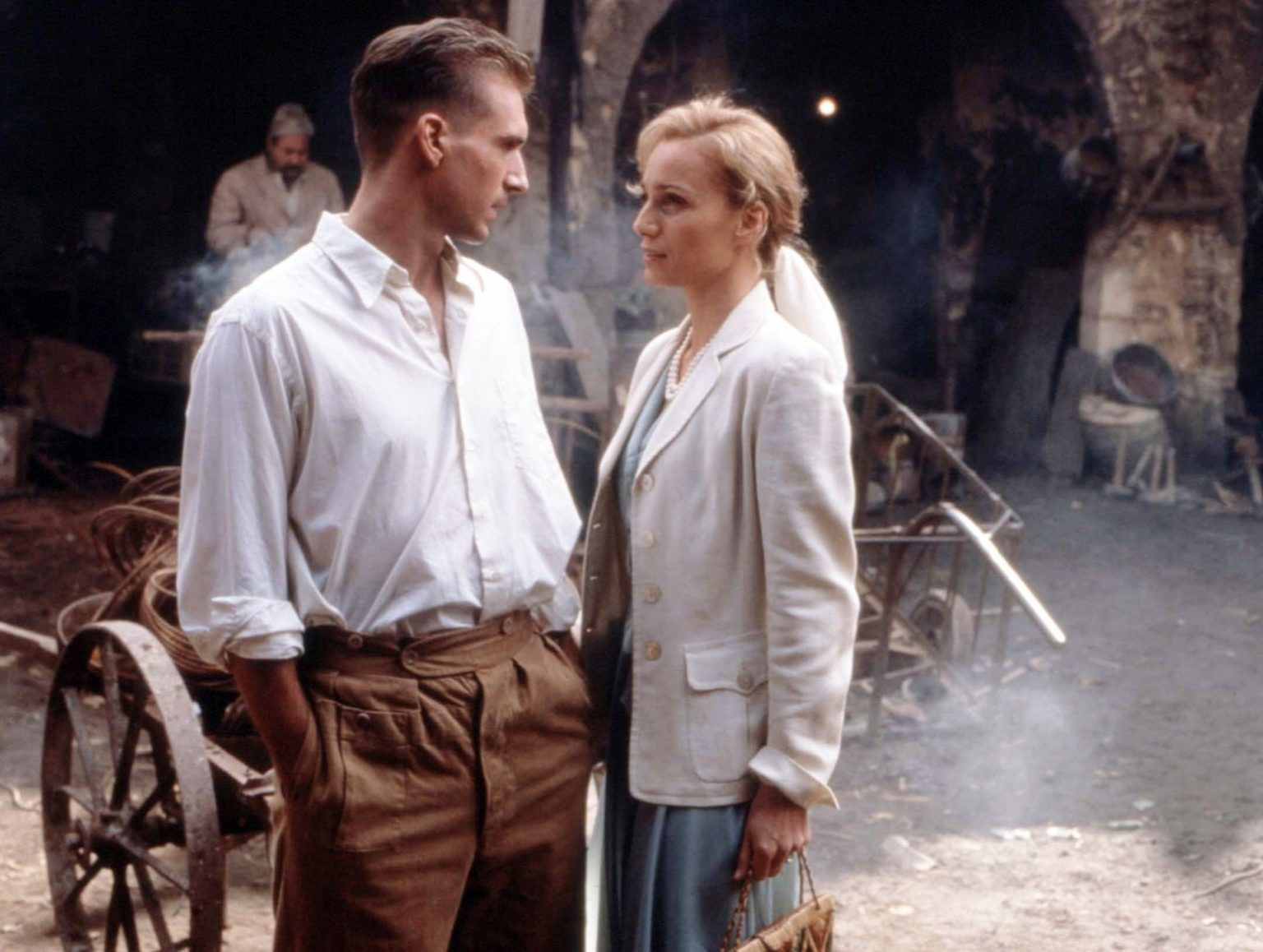 ۷- The English Patient (1996)
