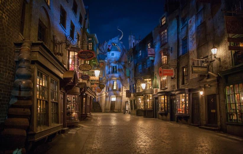 دنیای جادوگری هری پاتر