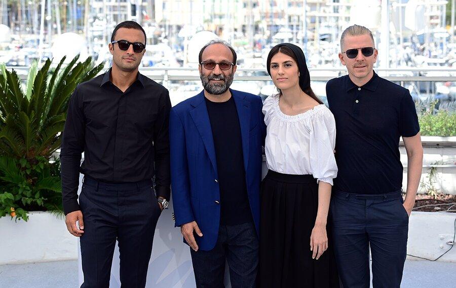 تصاویر   دومین نمایش قهرمان در کاخ جشنواره فیلم کن