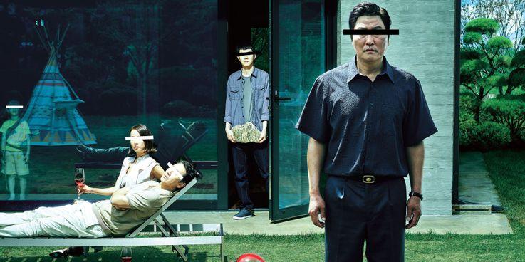 ساخت سریال Parasite با همکاری بونگ جون-هو و با بازی مارک رافلو در نقش اصلی