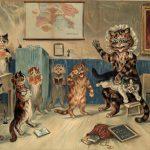 تصاویر | شرلوک هلمز و مردی که گربههای انساننما میکشید | با آدمهای عجیب و غریب مهربانتر باشیم