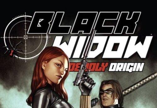 10 کمیک برتر بیوه سیاه (Black Widow)