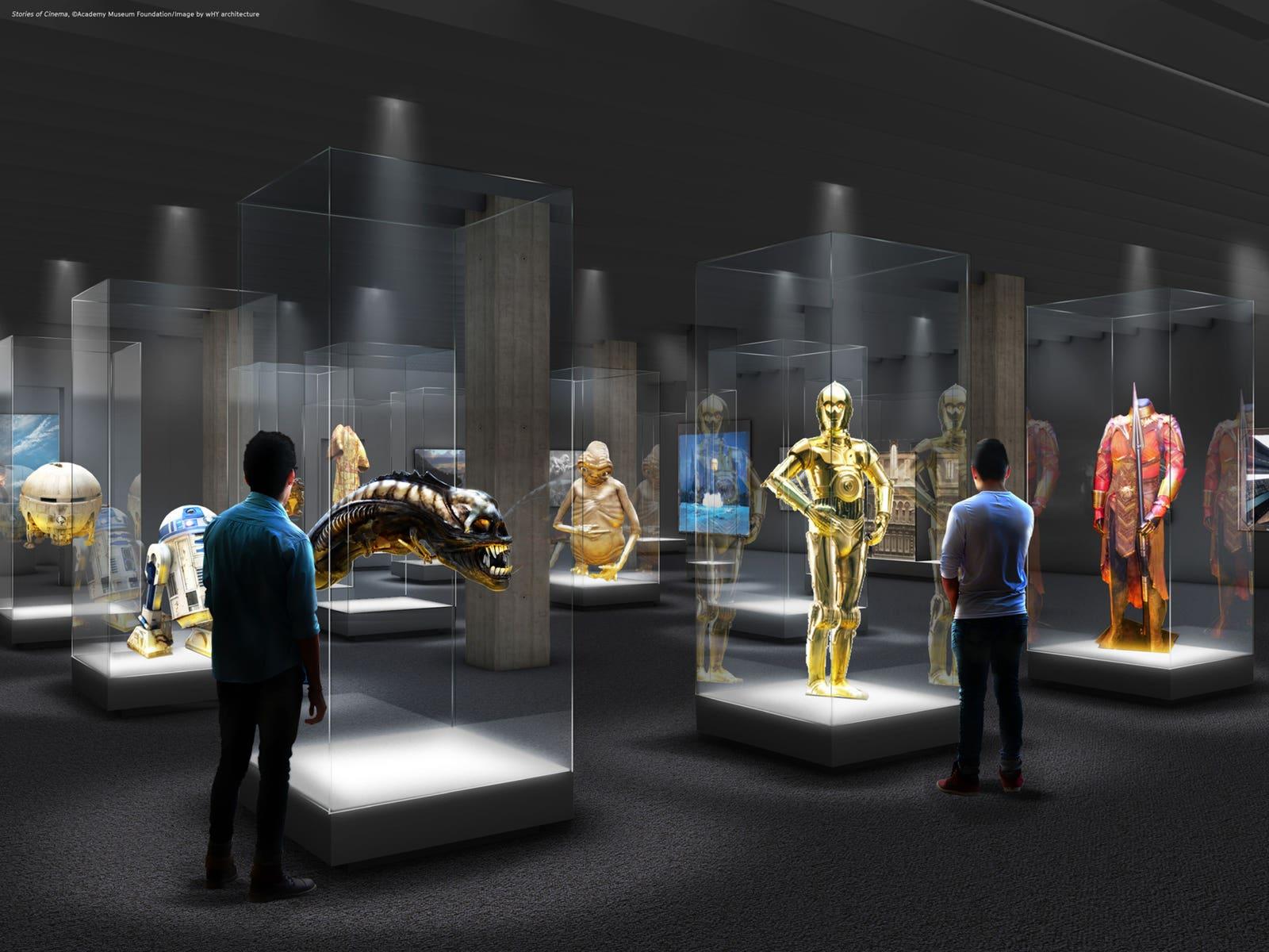 ۸ لباس و شیء مربوط به فیلم های مشهور که در موزه آکادمی به نمایش درآمده اند