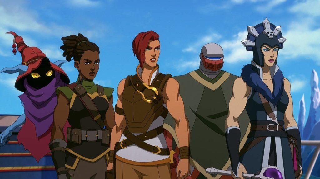نقد سریال انیمیشنی Masters of the Universe: Revelation – بازگشت هی من