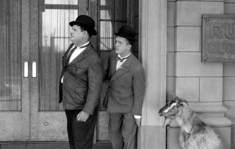 ۲۵ فیلم کمدی برتر لورل و هاردی که حتما باید ببینید