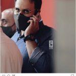 خداحافظی کارگردان زخم کاری از اینستاگرام در روز رکوردشکنی سریال